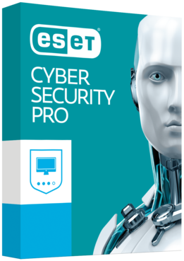 ESET Cyber Security Pro box